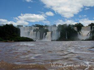 Cataratas del Iguazú waterfall wasserfall